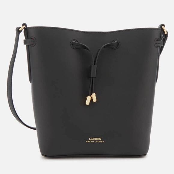 718044fe2fee Lauren Ralph Lauren Handbags - NWOT Lauren Ralph Lauren Debby Drawstring  Mini Bag